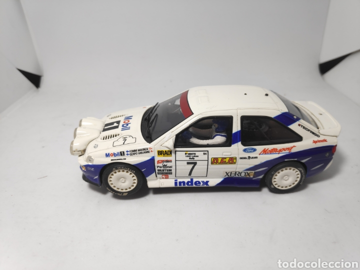 SCALEXTRIC FORD ESCORT RS COSWORTH TECNITOYS (Juguetes - Slot Cars - Scalextric Tecnitoys)