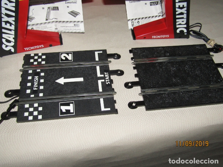 Scalextric: Semáforo EVO 1 y Cuentavueltas Electrónico EVO 1 de SCALEXTRIC - Foto 3 - 176214007