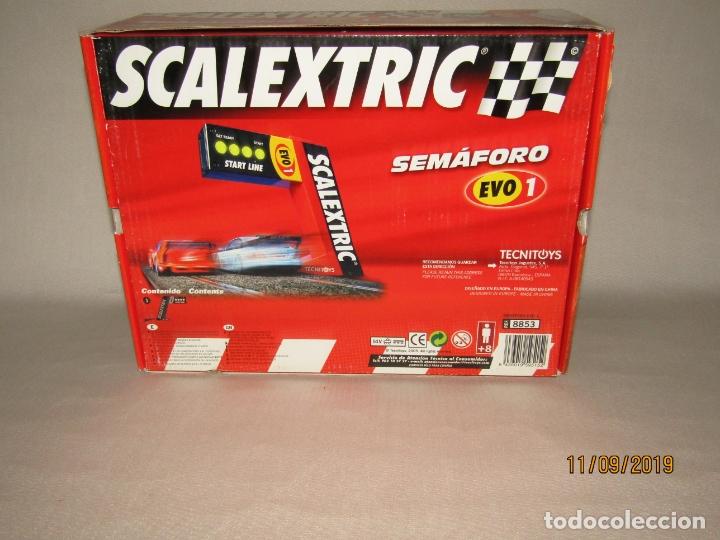 Scalextric: Semáforo EVO 1 y Cuentavueltas Electrónico EVO 1 de SCALEXTRIC - Foto 8 - 176214007
