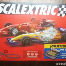 Scalextric: CIRCUITO SCALEXTRIC C3 TECNITOYS . Lote 176283027