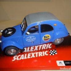 Scalextric: SCALEXTRIC. CITROEN 2 CV SAHARA. CLUB GRAZ. REF. 6488. Lote 176310793