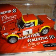 Scalextric: SCALEXTRIC. FIAT 124 SPYDER. REF. 6189. Lote 176381148