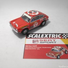 Scalextric: SCALEXTRIC SEAT 850 COUPE ALTAYA. Lote 176424314