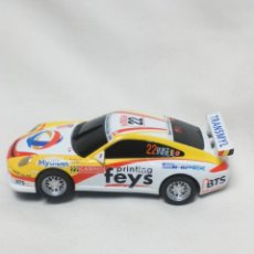 Scalextric: COCHE SCALEXTRIC PORSCHE 911 GT3 CUP MINI. Lote 176628453