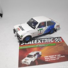 Scalextric: SCALEXTRIC FORD ESCORT RS 1800 ALTAYA. Lote 176681277