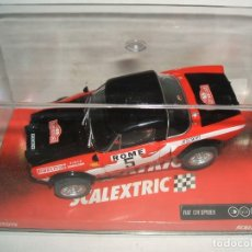 Scalextric: FIAT 124 REF.-6486 SCALEXTRIC TECNITOYS. Lote 176681408