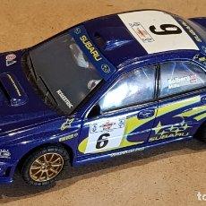 Scalextric: SCALEXTRIC - TECNITOYS / SUBARU IMPREZA WRC / MUY BUEN ESTADO.. Lote 176756117