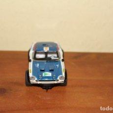 Scalextric: FIAT ABARTH 124 SPYDER #7 -RALLY CORTE INGLES 1979- ALTAYA RALLYS DE ESPAÑA (2005) MAS REGALO. Lote 176784583