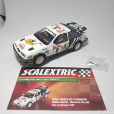 Scalextric: SCALEXTRIC FORD SIERRA RS COSWORTH ALTAYA. Lote 176856894