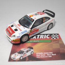Scalextric: SCALEXTRIC CITROEN XSARA WRC SORDO ALTAYA. Lote 176857019