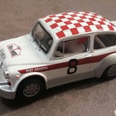 Scalextric: FIAT ABARTH 1000 TCR SCALEXTRIC TECNITOYS ALTAYA. Lote 177067932