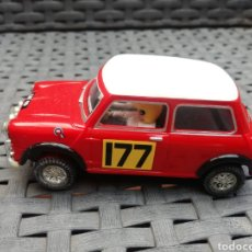 Scalextric: MINI COOPER SCALEXTRIC. Lote 177410495