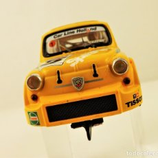 Scalextric: SCALEXTRIC FIAT ABARTH 100 TISSOT. Lote 177868753