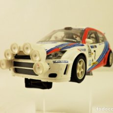 Scalextric: SCALEXTRIC SLOT TECNITOYS FORD FOCUS WRC. Lote 177870039