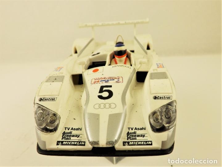 Scalextric: Scalextric TecniToys Audi R8 - Foto 2 - 177872023