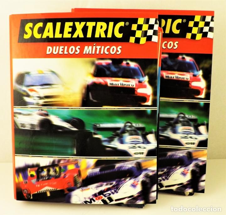 Scalextric: Scalextric Altaya Colección Duelos míticos .(Coches `+ Fascículos encuadernados) - Foto 7 - 178025208
