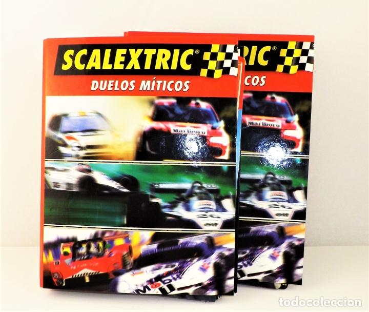 Scalextric: Scalextric Altaya Colección Duelos míticos .(Coches `+ Fascículos encuadernados) - Foto 8 - 178025208