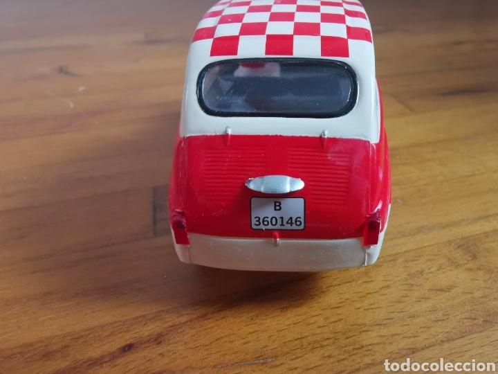 Scalextric: Coche scalextric repro Seat 600 1972 Rally Costa Brava 2002 - Foto 5 - 178064462