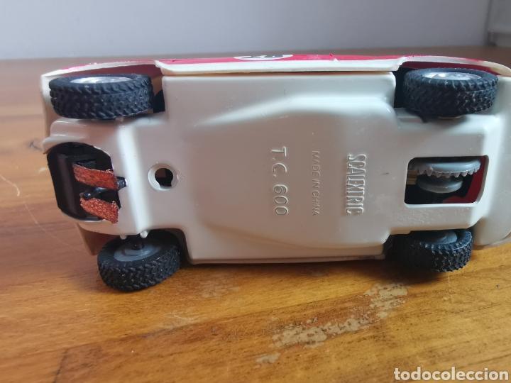 Scalextric: Coche scalextric repro Seat 600 1972 Rally Costa Brava 2002 - Foto 8 - 178064462