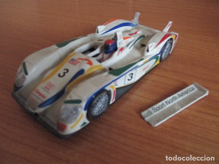 SCALEXTRIC TECNITOYS: AUDI R8 (Juguetes - Slot Cars - Scalextric Tecnitoys)