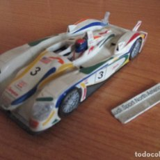 Scalextric: SCALEXTRIC TECNITOYS: AUDI R8. Lote 178081719