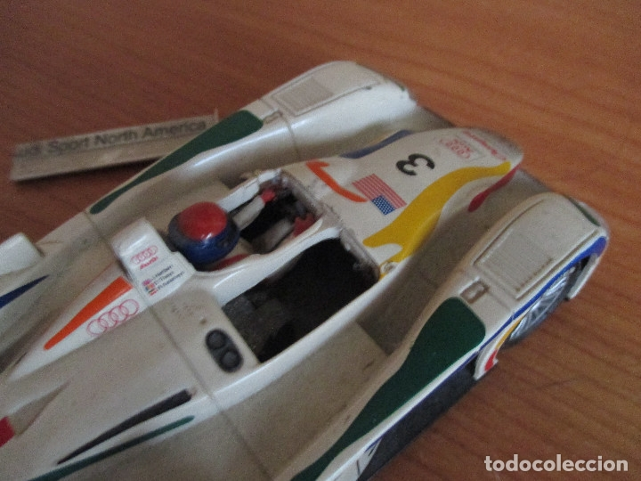 Scalextric: SCALEXTRIC TECNITOYS: AUDI R8 - Foto 4 - 178081719
