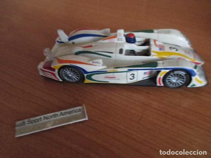 Scalextric: SCALEXTRIC TECNITOYS: AUDI R8 - Foto 6 - 178081719