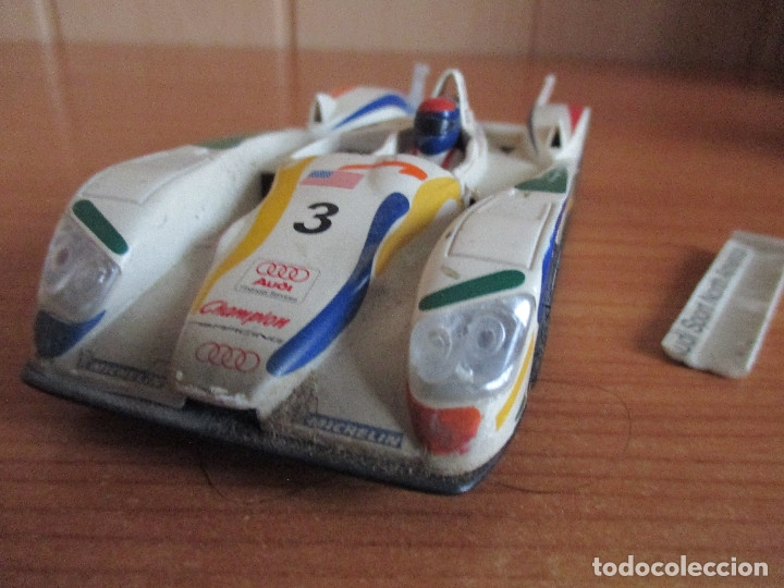 Scalextric: SCALEXTRIC TECNITOYS: AUDI R8 - Foto 7 - 178081719