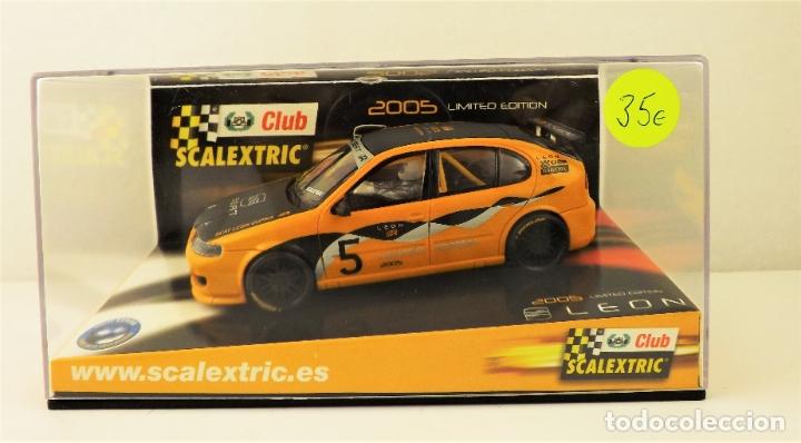 Scalextric: Scalextric Club Seat Leon - Foto 2 - 178194581