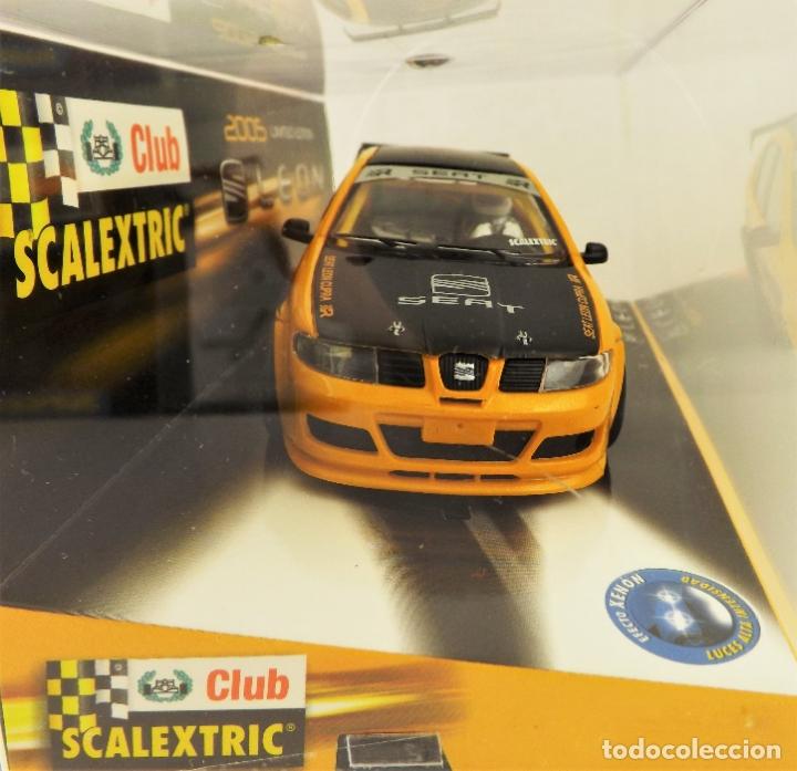 Scalextric: Scalextric Club Seat Leon - Foto 3 - 178194581