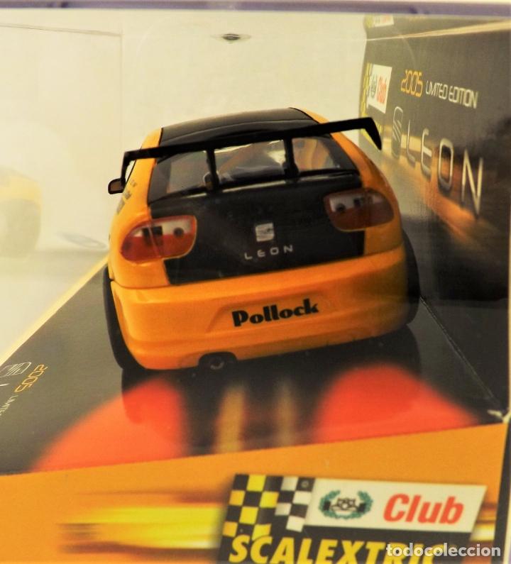 Scalextric: Scalextric Club Seat Leon - Foto 4 - 178194581