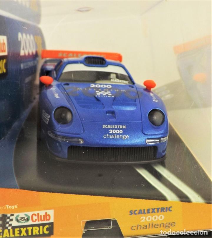 Scalextric: Cub Scalextric 2000 Porsche 911 GT1 Ref 6043 - Foto 3 - 178194726