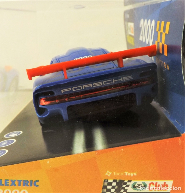 Scalextric: Cub Scalextric 2000 Porsche 911 GT1 Ref 6043 - Foto 4 - 178194726