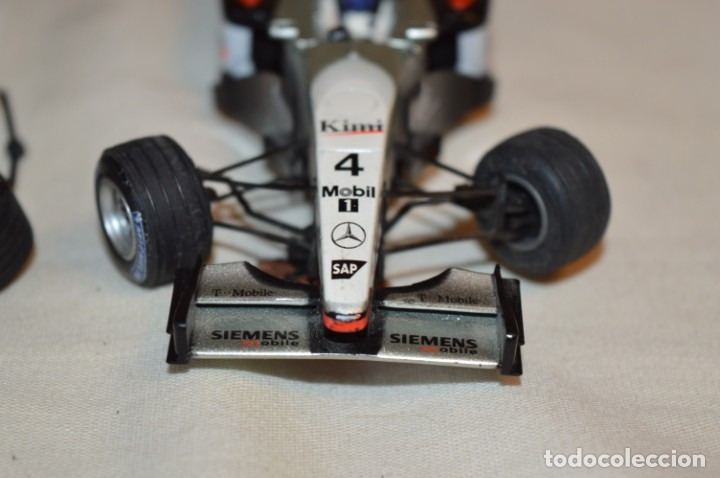 Scalextric: LOTE 2 COCHES F1 - SCALEXTRIC TECNITOYS - McLaren MP 4/16 - JAGUAR F-1 - ¡Mira fotos y detalles! - Foto 13 - 178268300