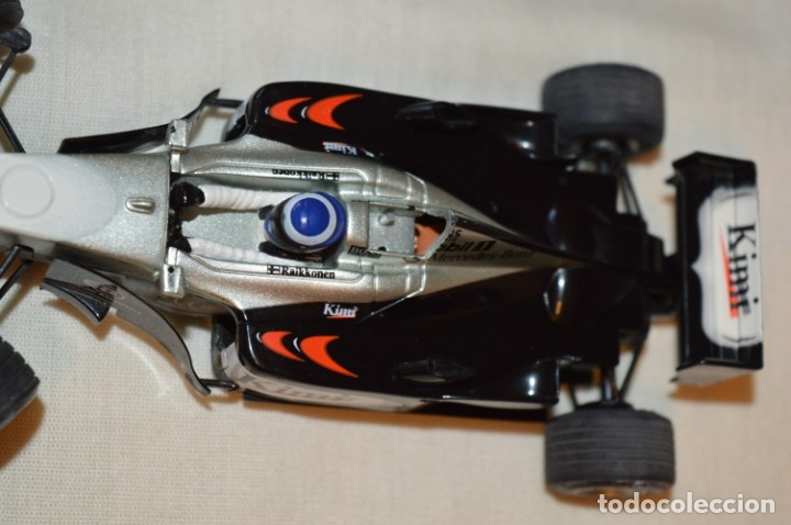 Scalextric: LOTE 2 COCHES F1 - SCALEXTRIC TECNITOYS - McLaren MP 4/16 - JAGUAR F-1 - ¡Mira fotos y detalles! - Foto 14 - 178268300