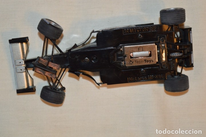 Scalextric: LOTE 2 COCHES F1 - SCALEXTRIC TECNITOYS - McLaren MP 4/16 - JAGUAR F-1 - ¡Mira fotos y detalles! - Foto 15 - 178268300