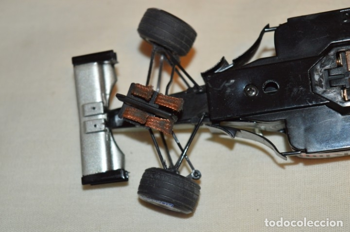 Scalextric: LOTE 2 COCHES F1 - SCALEXTRIC TECNITOYS - McLaren MP 4/16 - JAGUAR F-1 - ¡Mira fotos y detalles! - Foto 18 - 178268300