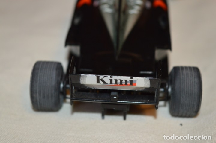 Scalextric: LOTE 2 COCHES F1 - SCALEXTRIC TECNITOYS - McLaren MP 4/16 - JAGUAR F-1 - ¡Mira fotos y detalles! - Foto 19 - 178268300