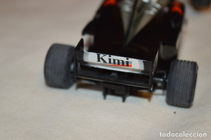 Scalextric: LOTE 2 COCHES F1 - SCALEXTRIC TECNITOYS - McLaren MP 4/16 - JAGUAR F-1 - ¡Mira fotos y detalles! - Foto 20 - 178268300
