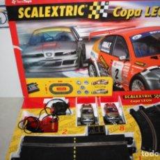 Scalextric: ANTIGUA CAJA DE SCALEXTRIC COPA IBIZA. Lote 178336930