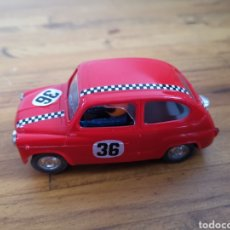 Scalextric: COCHE SCALEXTRIC VINTAGE SEAT 600 1991. Lote 178386495