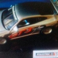 Scalextric: 911 GT3 SCALEXTRI NUEVO. Lote 178747275