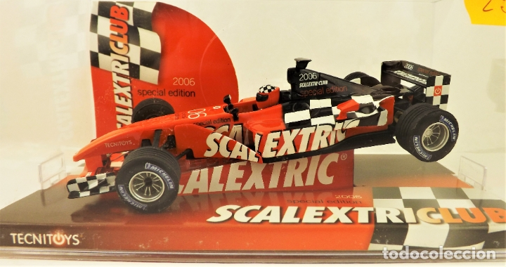 Scalextric: Scalextric TecniToys 2006 - Foto 2 - 178758806