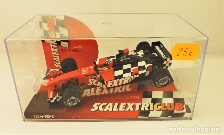 SCALEXTRIC TECNITOYS 2006 (Juguetes - Slot Cars - Scalextric Tecnitoys)