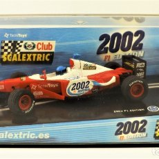Scalextric: CLUB SCALEXTRIC TECNITOYS 2002. Lote 178759265