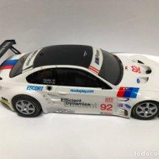 Scalextric: COCHE SLOT PROTOTIPO PRUEBA DECORACION SCALEXTRIC TECNITOYS BMW M3. Lote 178761336