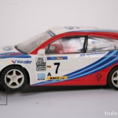 Scalextric: COCHE SCALEXTRIC TECNITOYS - FORD FOCUS WRC Nº 7 - MC RAE / GRIST. Lote 178785412