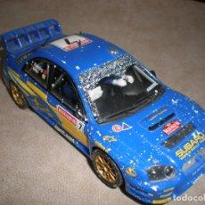 Scalextric: SUBARU IMPREZA WRC,TECNITOYS. Lote 178809065