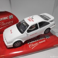 Scalextric: SCALEXTRIC FORD SIERRA RS COSWORTH CAMPEONATO NACIONAL.2007 TECNITOYS. Lote 178837235