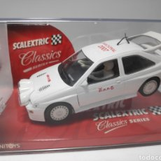 Scalextric: SCALEXTRIC FORD ESCORT RS COSWORTH CAMPEONATO NACIONAL 2007 TECNITOYS. Lote 178948341